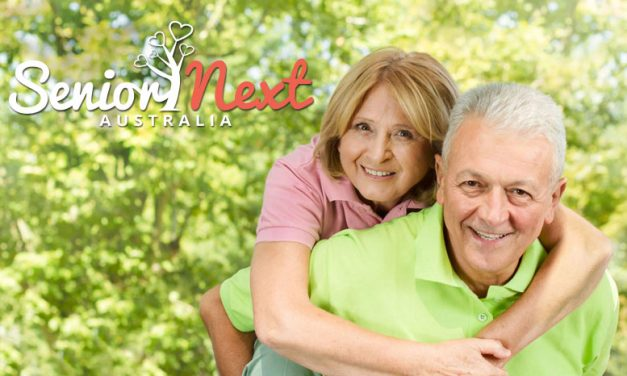 Dating service for senior citizens in Australia