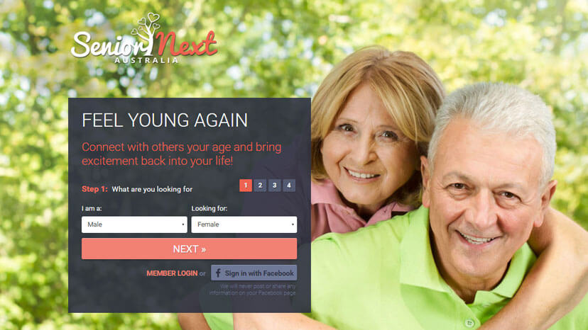 Online dating for seniors australia