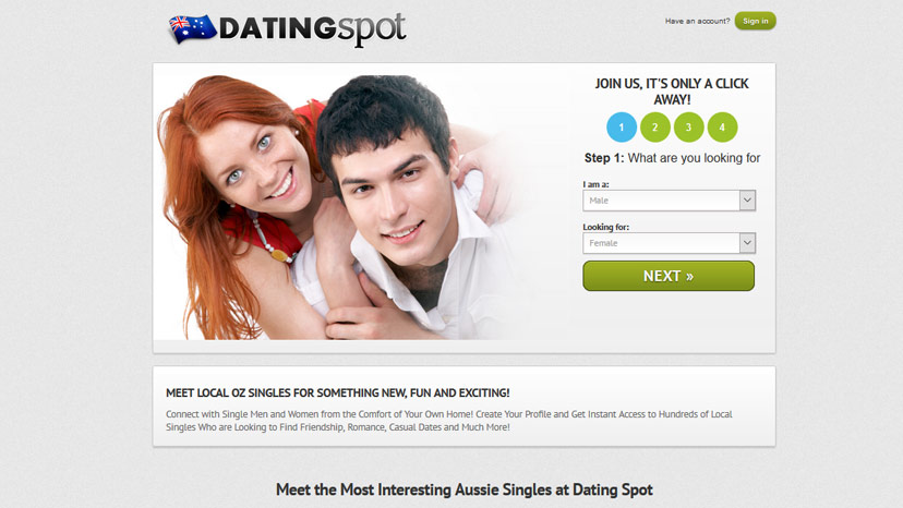 Online dating in Australia