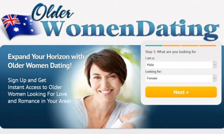 Older Women Dating Review