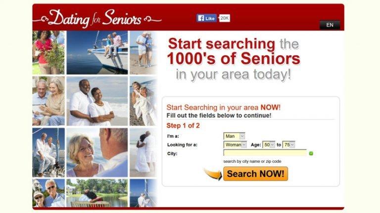 Dating-websites für senioren über 50