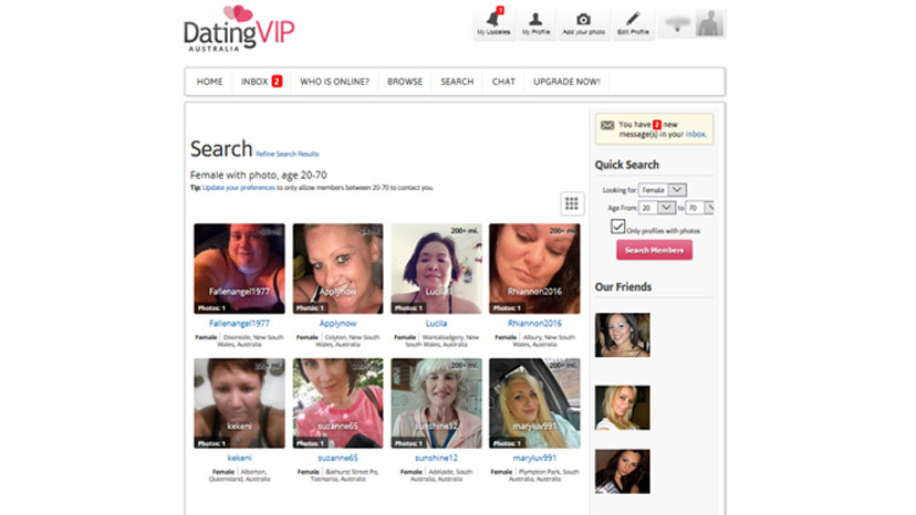 Vip dating matchmaking reviews