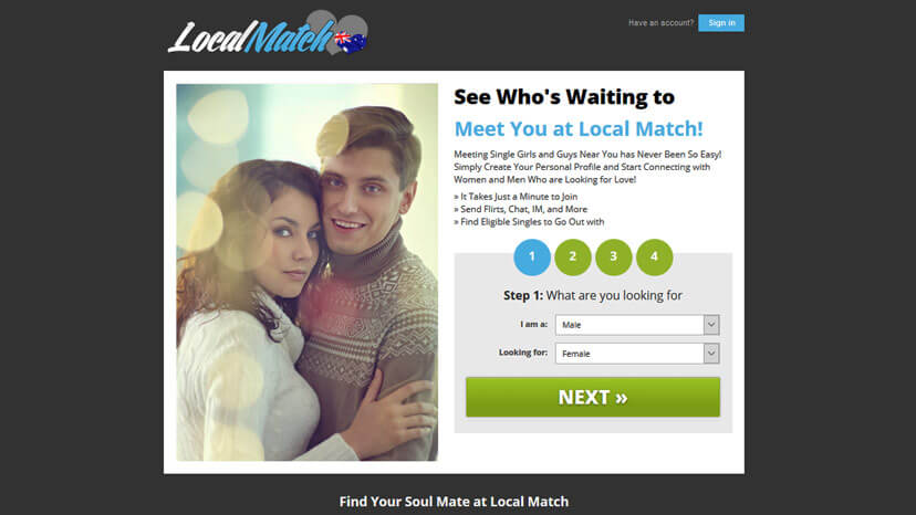 Like secret dating site