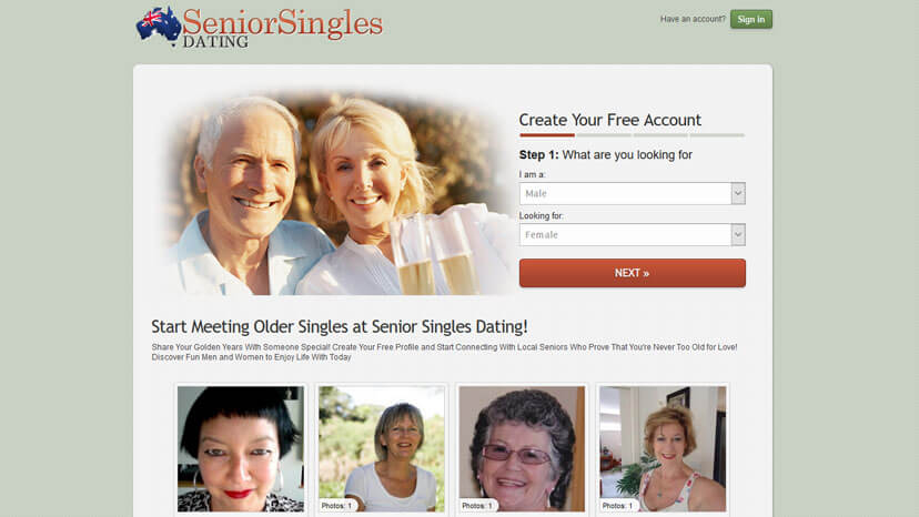 gangca senior dating site Dating for seniors makes it easy to find single seniors in your area whether you only need a like-minded companion for some quality time together, or a full romance with a proper life partner, dating for seniors has you covered.