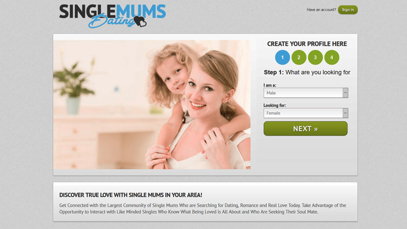 Single Mums Dating
