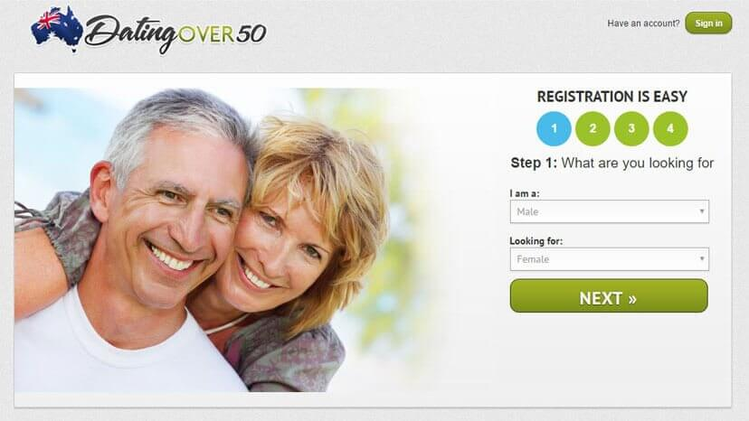 Dating Over 50 Review